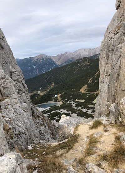 Гледка от Синанишки рид
