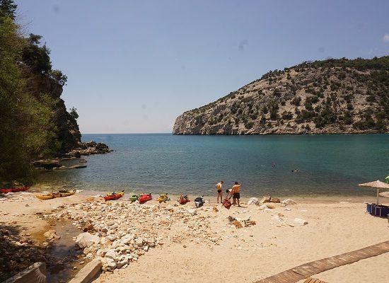 активна почивка в гърция Тасос