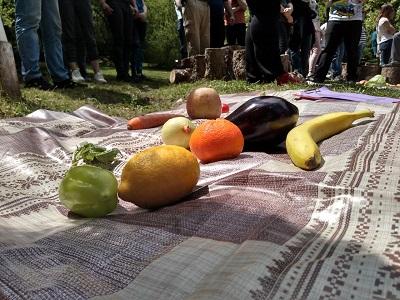тиймбилдинг игри с плодове